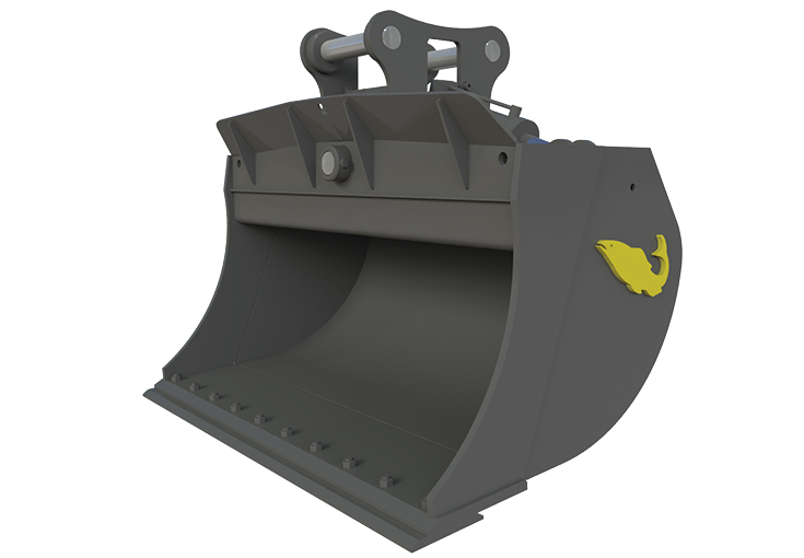 Heavy Duty Tilt Bucket